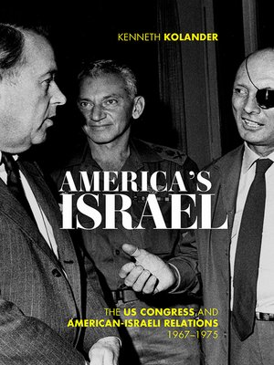cover image of America's Israel