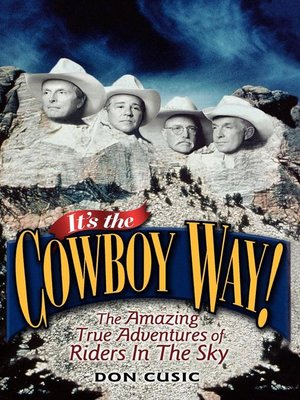 cover image of It's the Cowboy Way!