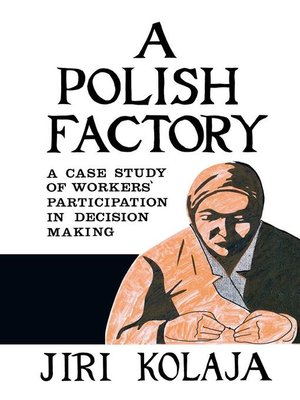 cover image of A Polish Factory