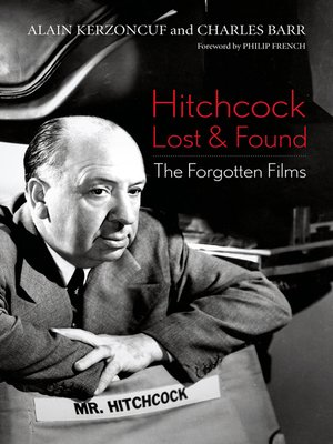cover image of Hitchcock Lost and Found