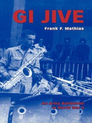 cover image of GI Jive
