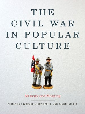 cover image of The Civil War in Popular Culture