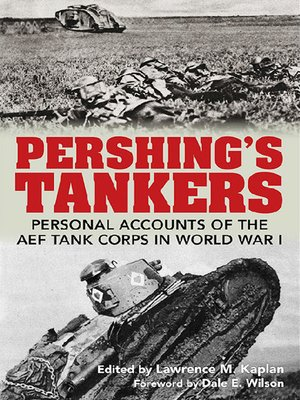 cover image of Pershing's Tankers