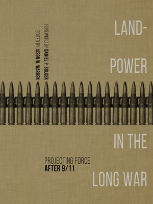 cover image of Landpower in the Long War