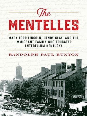 cover image of The Mentelles
