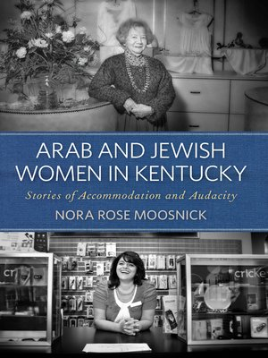 cover image of Arab and Jewish Women in Kentucky