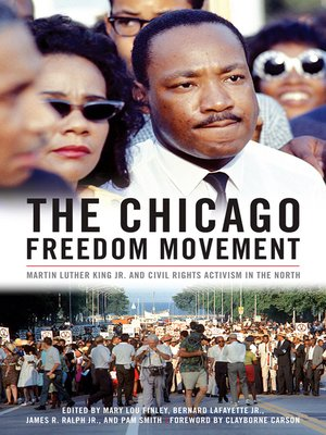cover image of The Chicago Freedom Movement