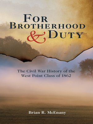 cover image of For Brotherhood and Duty