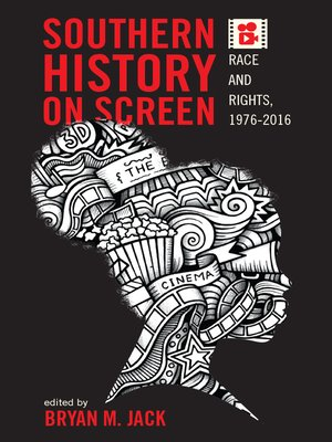cover image of Southern History on Screen