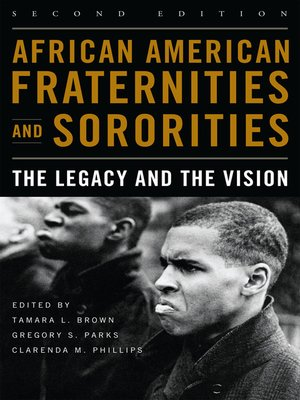 cover image of African American Fraternities and Sororities