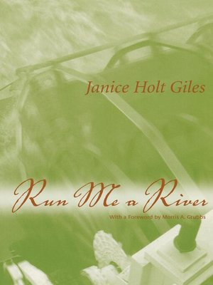 cover image of Run Me a River
