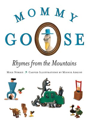 cover image of Mommy Goose