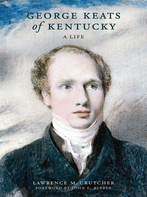 cover image of George Keats of Kentucky