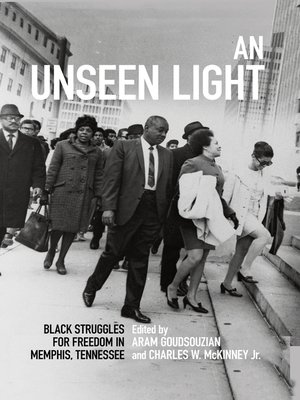 cover image of An Unseen Light