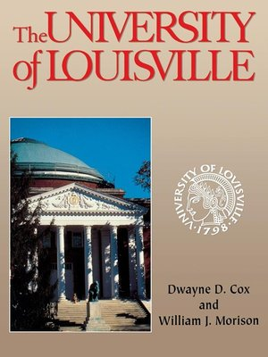 cover image of The University of Louisville