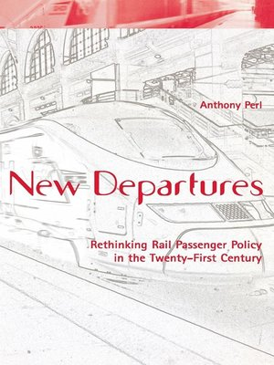 cover image of New Departures