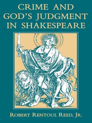 cover image of Crime and God's Judgment in Shakespeare