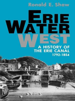 cover image of Erie Water West