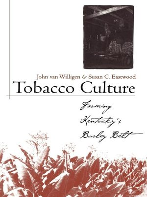 cover image of Tobacco Culture
