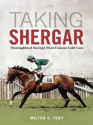 cover image of Taking Shergar