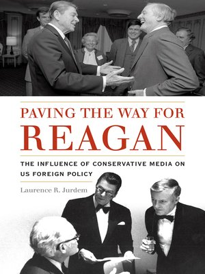 cover image of Paving the Way for Reagan