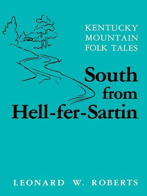 cover image of South from Hell-fer-Sartin