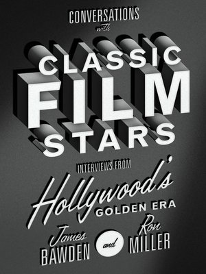 cover image of Conversations with Classic Film Stars