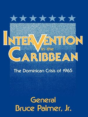 cover image of Intervention in the Caribbean