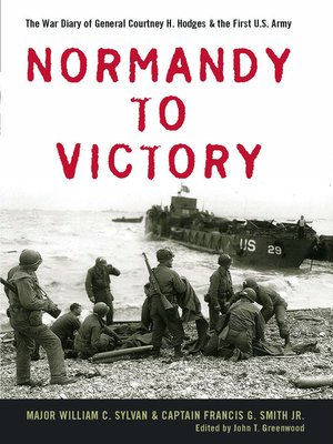 cover image of Normandy to Victory