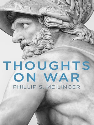 cover image of Thoughts on War