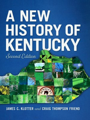 cover image of A New History of Kentucky