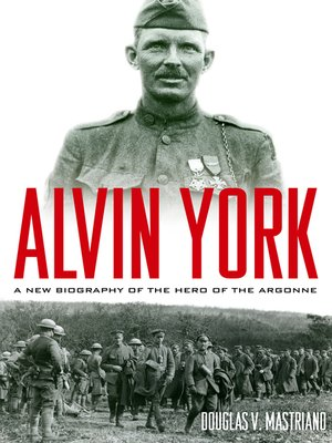 cover image of Alvin York