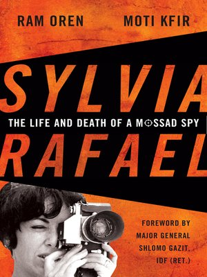 cover image of Sylvia Rafael