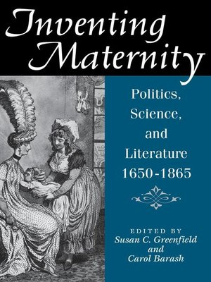 cover image of Inventing Maternity