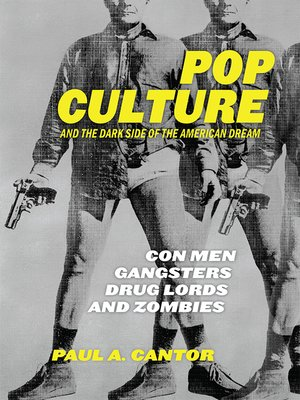 cover image of Pop Culture and the Dark Side of the American Dream