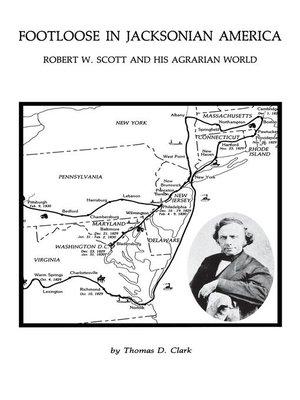 cover image of Footloose in Jacksonian America