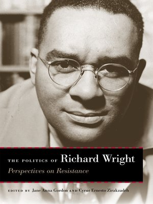 cover image of The Politics of Richard Wright