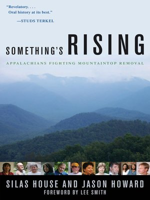 cover image of Something's Rising
