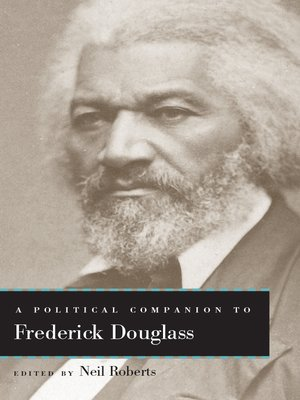 cover image of A Political Companion to Frederick Douglass