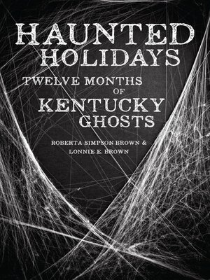 cover image of Haunted Holidays