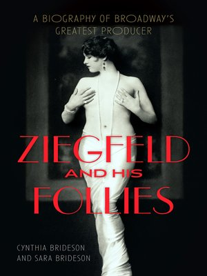 cover image of Ziegfeld and His Follies