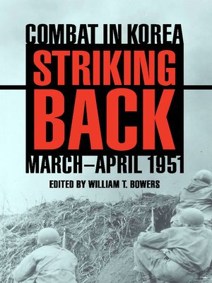 cover image of Striking Back