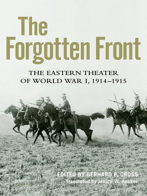 cover image of The Forgotten Front