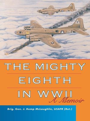 cover image of The Mighty Eighth in WWII