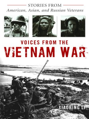 cover image of Voices from the Vietnam War