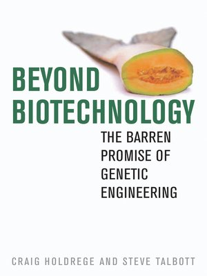 cover image of Beyond Biotechnology