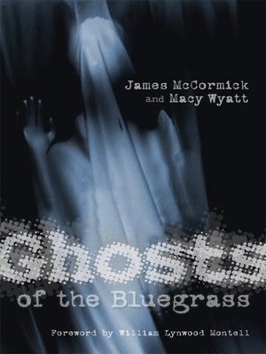cover image of Ghosts of the Bluegrass