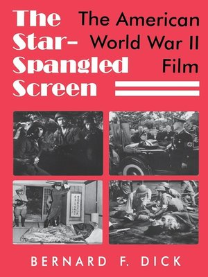 cover image of The Star-Spangled Screen