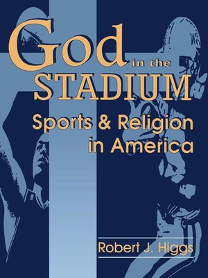 cover image of God In the Stadium
