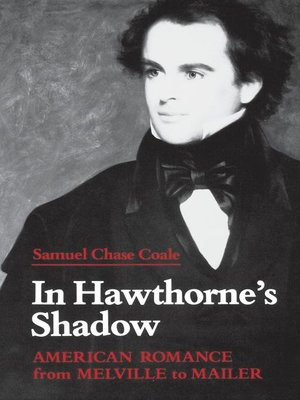cover image of In Hawthorne's Shadow